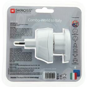 SKROSS Combo Adaptateur Monde vers Italie